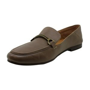Patricia Nash Fia Brown Leather Loafers US 7.5